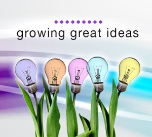Growing great design ideas