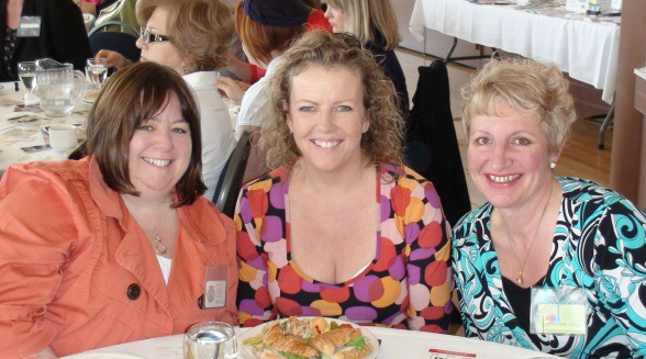 Patricia Wade Networking in the Westshore Langford